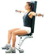 ejercicio para brazos lateral