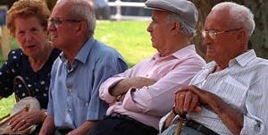 Ejercicios para gente mayor