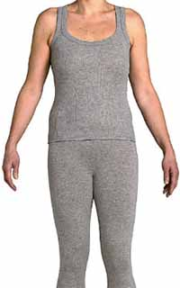 Vestidos para mujeres con caderas angostas