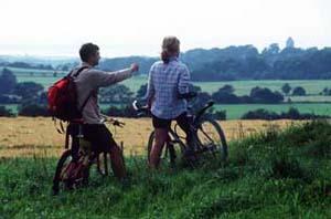 Los beneficios de andar en bicileta