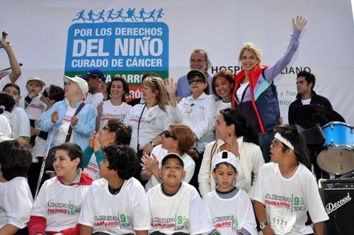 Maratón-3-escenario-con-Carla-Peterson-y-chiquitos
