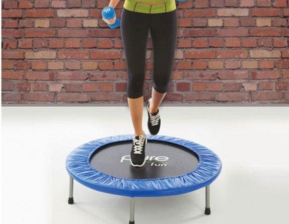 mini trampolin